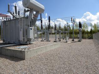 110–400 kV sähköasemat